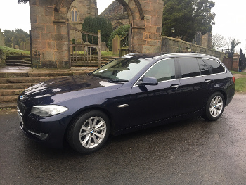 Barry Dickinson Executive Cars Cheshire - chauffeur driven car